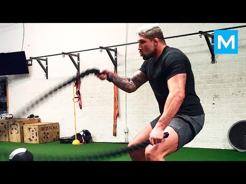 Brendan Schaub Strength & Conditioning Training | Muscle Madness