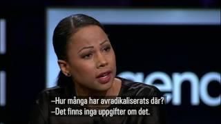 Alice Bah Kunkhe ljuger rejält om IS sympasitörer