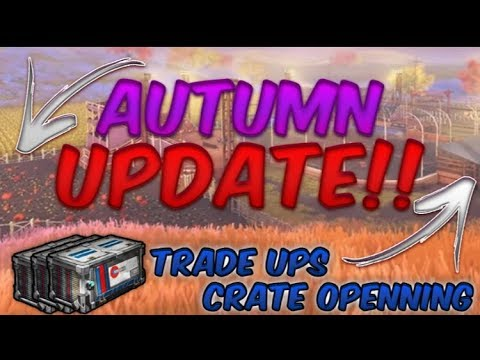 *OMG* NEW UPDATE!! Accelerator Crate Opening!!! Rocket League!! Trades & Giveaways!! #RoadTo4kSubs