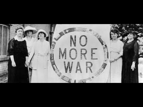 Women Against War - Internationaler Frauenkampftag