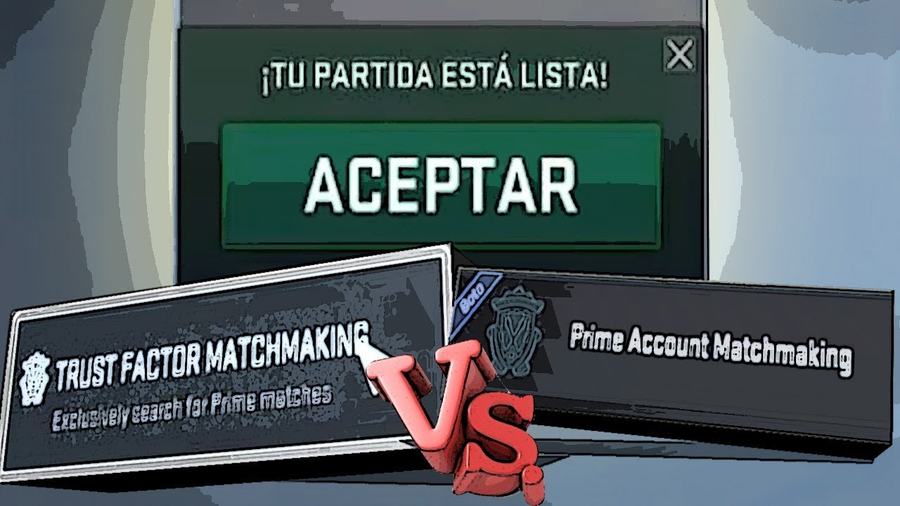 Cs go matchmaking failed failed to connect to the match fix
