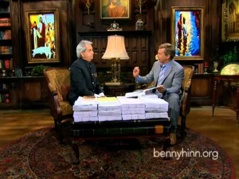 Benny Hinn - Wellness Principles to Change Your Life, Part 1