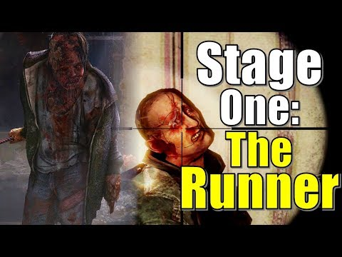 Runner Infection Progression Explained In The Last Of Us   Cordyceps Fungus Influence On Brains
