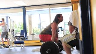 How to Deadlift with Jason Gallant and Vince Martin. Vince pulls 550lbs.