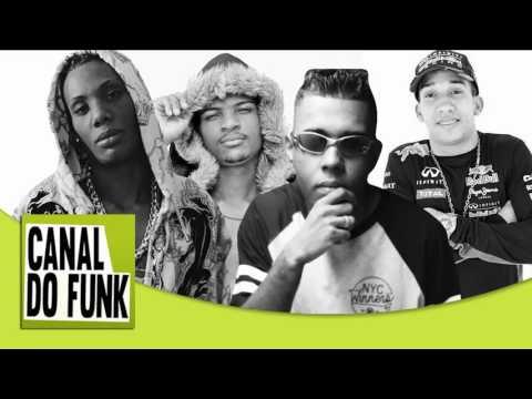 MC GW, MC Denny, MC Rodson e MC MM - Canal Do Funk, Tá Gravando (DJ Nanno) part. MC Galaxia e Marvin
