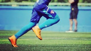 ฝึกวิ่งไปกับบอล