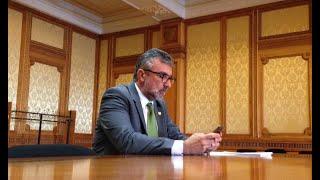 Lucian Romașcanu, suspendat din funcție după derapajul la adresa jurnaliștilor
