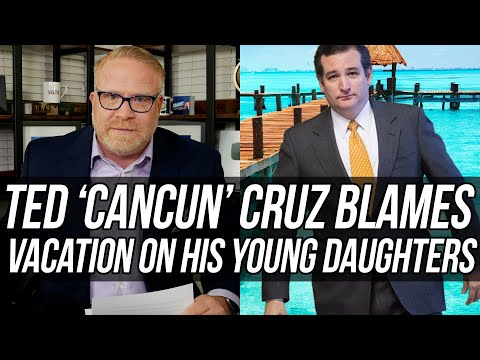 A Breakdown of all Ted Cruz's HUMILIATING LIES About His Escape to Cancun!