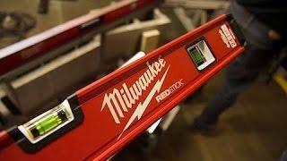 Milwaukee REDSTICK Level Review