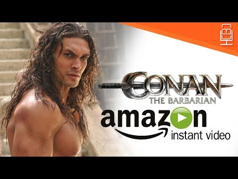 Conan the Barbarian TV Series coming to AMAZON First Details Revealed