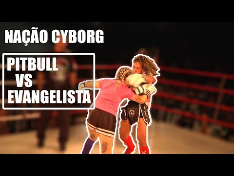 Nação Cyborg Fight Night 1: Colombo Brasil Patricia Pitbull Vs Tatiane Evangelista (K1)