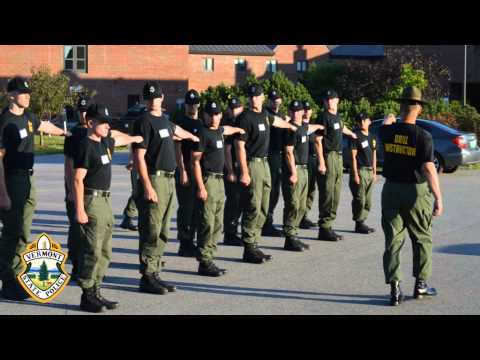 Vermont State Police Summer 2015 Pre- Basic Class