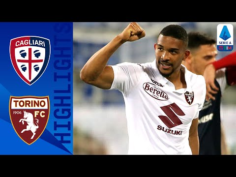 Cagliari Torino Goals And Highlights