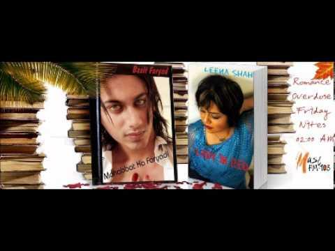 Romance OverDoze 13Jul12 DJ Leena Shah Radio Mast FM 103