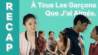 À Tous Les Garçons Que J'ai Aimés : Le Cast Résume Le Premier Film I Le Récap I Netflix France