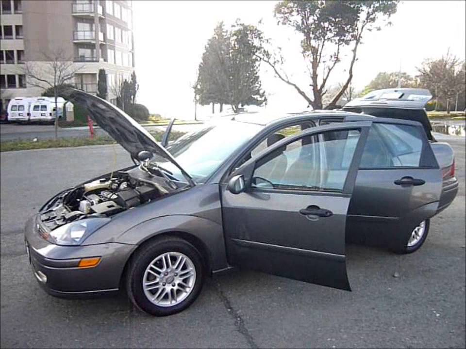 2003 Ford Focus Se Sport 101kms Auto Ac 4cyl Alloys