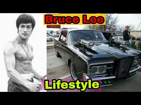 bruce lee biography net worth house cars family 2018