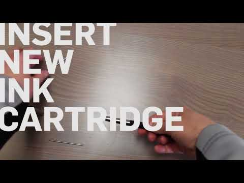 Adonit - How To Replace Jot Flip Ink Cartridge