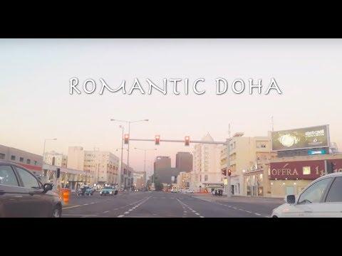 Amazing Roads of Qatar, Al Sadd Street, Doha