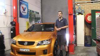 Holden VE Commodore Vehicle review