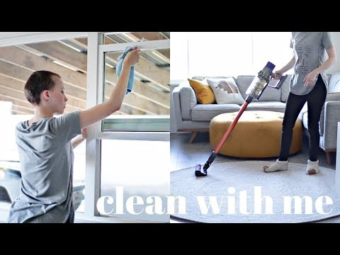 Cleaning My ENTIRE House | Family Of 5