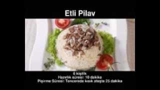 Etli Pilav Nasıl Yapılır ? Etli Pilav