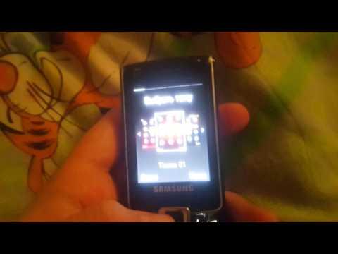 Samsung S7220 factory reset