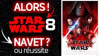 STAR WARS VIII - LES DERNIERS JEDI : CRITIQUE À CHAUD !