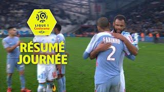 Résumé de la 23ème journée - Ligue 1 Conforama / 2017-18