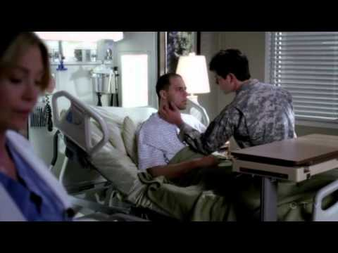 David Giuntoli in grey's anatomy