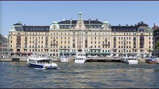 Hotel Älvsjö РАЙОН СТОКГОЛЬМА ШВЕДЫ ЗАРАБАТЫВАЮТ НА СДАЧЕ ТАРЫ МУСОРА. ПРИЧАЛ Strömkajen Grand Hôtel