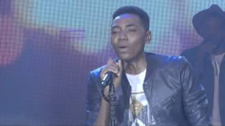 Anderson ft Sound Sultan - Number One (Live Performance) | MTN Project Fame Super Collabo