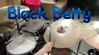 Ram Jam - Black Betty - Drum Cover