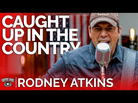 Rodney Atkins - Caught Up In The Country (Acoustic) // Country Rebel HQ Session