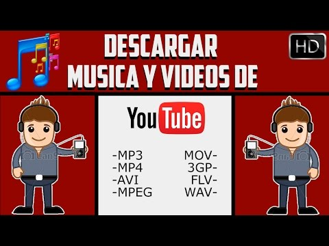 Descargar Música y Videos de Youtube Sin Programas |  Fácil y Sencillo | 2016 HD