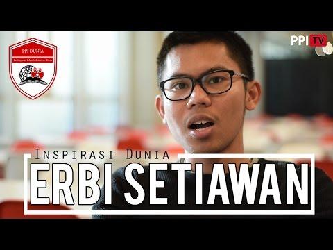 [PPI Dunia] - Erbi Setiawan, Master Wageningen University Netherland