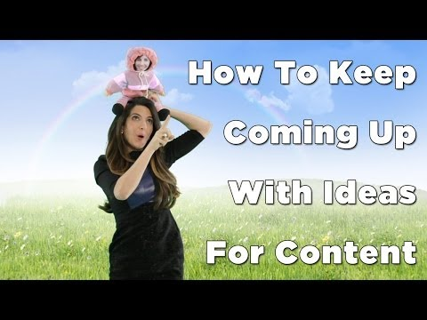 Stuck Creatively? How to Keep Coming Up With Ideas