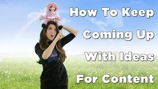 Stuck Creatively? How to Keep Coming Up With Ideas thumbnail