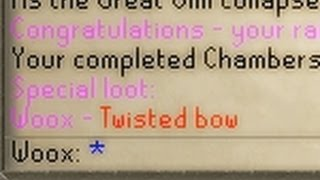 Twisted Bow Solo!