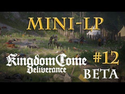 Let's Play Kingdom Come: Deliverance BETA - #12: Die Schlacht von Pribyslawitz