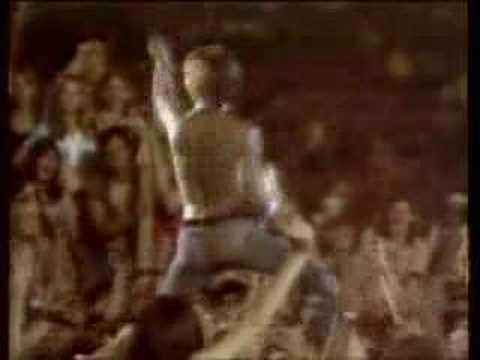 Iggy Pop Stooges documentary - rare old footage
