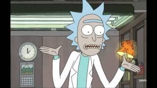 Rick and Morty Chris Raygun Call Out