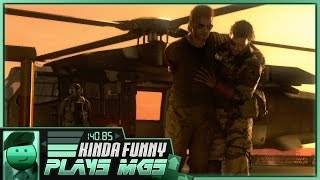 Metal Gear Solid V: The Phantom Pain - Episode 1: Phantom Limbs - Kinda Funny Plays