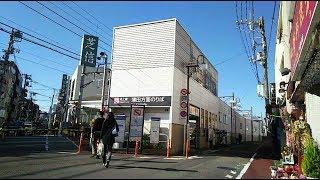 【東急池上線】千鳥町駅  Chidorichō