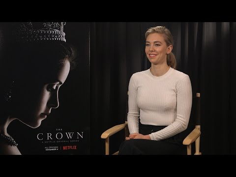 with The Crown's Vanessa Kirby