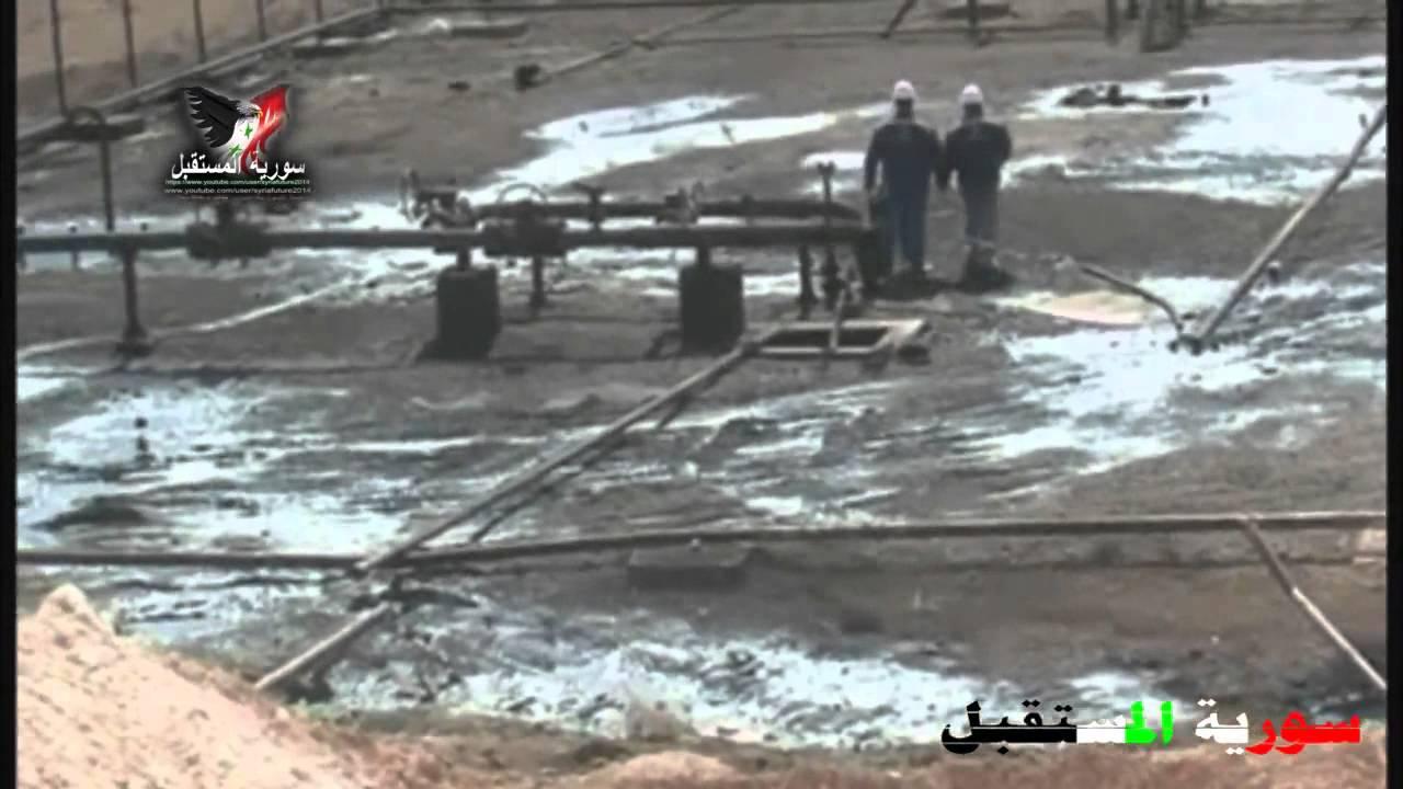 Syrian Army regains control over Jazal oil field , Homs countryside