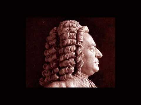 Bach / Susanne Lautenbacher, 1964:  Violin Concerto in A minor, BWV 1041 - Allegro