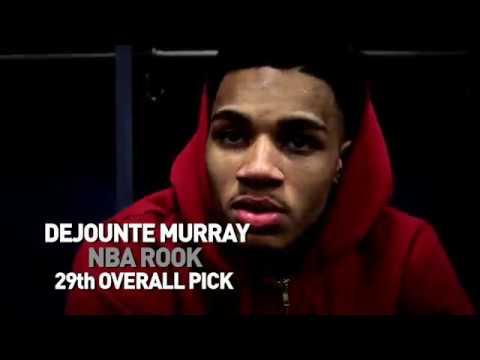 NBA Rooks: Meet Dejounte Murray