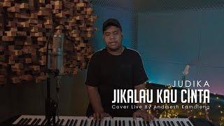 Video Judika - Jikalau Kau Cinta (Cover Live By Andmesh Kamaleng) download MP3, 3GP, MP4, WEBM, AVI, FLV Juli 2018