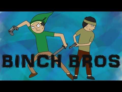 #005 Preoder Nonsense Nintendo Switch - Binch Bros